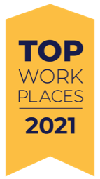 DGDG Top Work Places Award 11 Years in a row